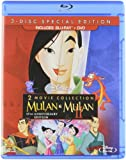 Mulan: 2-Movie Collection (3-Disc Special Edition) (Blu-ray + DVD)