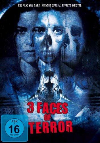 3 Faces Of Terror [Edizione: Germania]