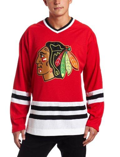 NHL Men's Chicago Blackhawks Team Classic Jersey