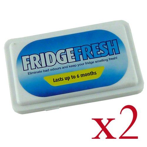 2 x lange Frische im KüHLSCHRANK-Hält den Kühlschrank frisch riecht