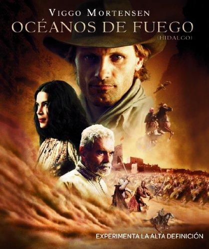Oceanos de Fuego (Hidalgo) [Blu-ray]
