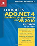 img - for Murach's ADO.NET 4 Database Programming with VB 2010 book / textbook / text book