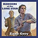 Rangers of the Lone Star Audiobook by Zane Grey Narrated by Jeff Harding