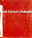 David Carson 2ndsight: Grafik Design after the End of Print