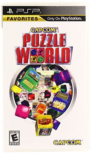 Capcom Puzzle World