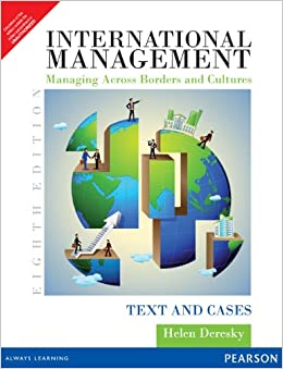 international management managing across borders and Managing across borders: an empirical test of the bartlett   identified four forms of organizations used to manage international businesses.
