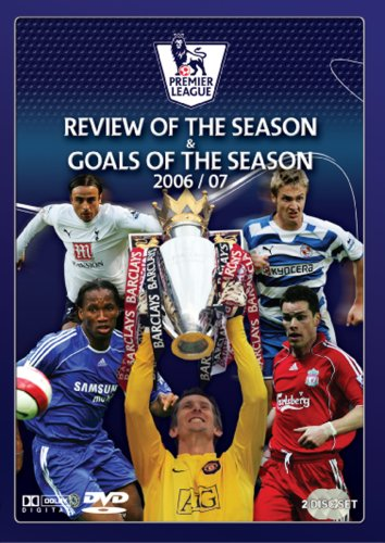 2007 FA Premier League Goals of the Season Season Review 2-Disc DVD