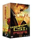 CSI:マイアミ シーズン7 コンプリートDVD BOX-1