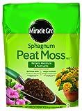 Miracle-Gro Sphagnum Peat Moss, 8-Quart