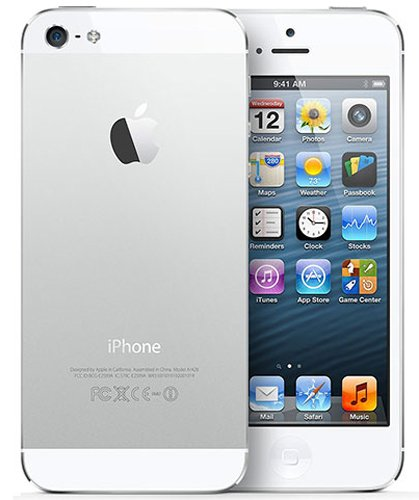 Mobiltelefon Apple IPhone 5 16 GB White