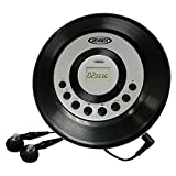 1 - Personal CD Player with Bass Boost, 60-sec anti-skip protection, CD-R/RW compatible, CD-60A