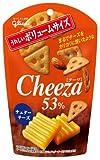 江崎グリコ チーザ (チェダーチーズ) 50g×10個