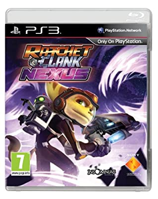 Ratchet and Clank Nexus (PS3) from Sony Computer Entertainment