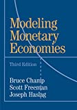 img - for Modeling Monetary Economies by Bruce Champ (9-May-2011) Paperback book / textbook / text book