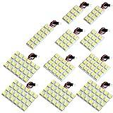 【断トツ564発!!】 E51 エルグランド LED ルームランプ 11点 [H14.5~H22.7] ニッサン 基板タイプ 圧倒的な発光数 3chip SMD LED 仕様 室内灯 カー用品 HJO