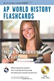 AP World History Premium Edition Flashcard Book (Advanced Placement (AP) Test Preparation) (0738605042) by Bach, Mark