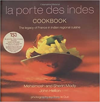 La Porte Des Indes Cookbook