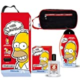 The Simpsons - The Simpsons Bath Gift Set