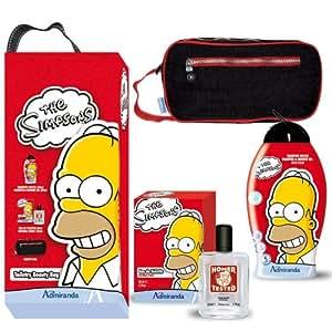The Simpsons - SI 73129 - Coffret de Bain