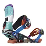 Ride Rodeo Snowboard Bindings, Franken - Large