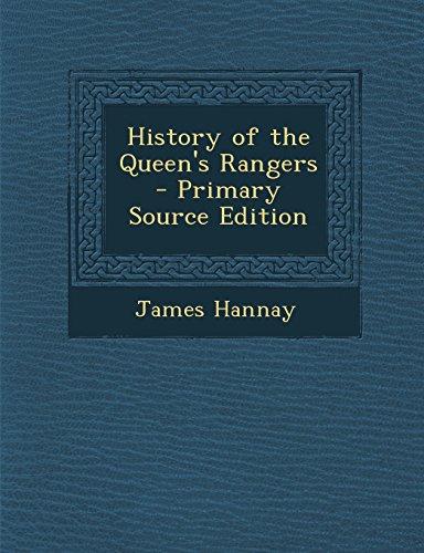 History of the Queen's Rangers