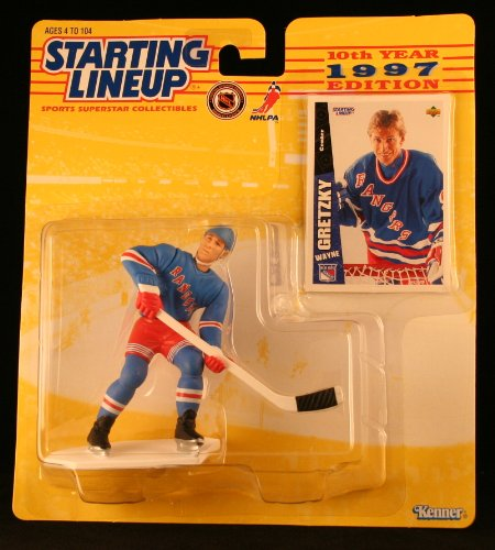 1997 Wayne Gretzky NHL Starting Lineup Figure