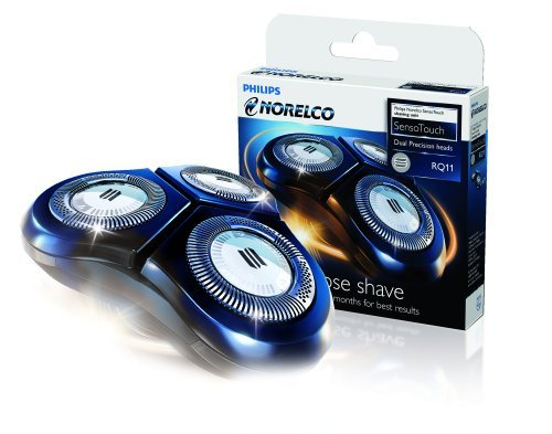 norelco rq11 fits senso touch