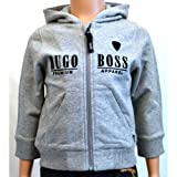 Hugo Boss Infants Hugo Boss Hooded Cardigan