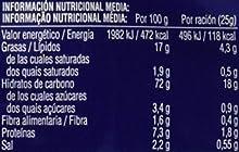 Bicentury Mini Tortitas Producto de Aperitivo con Sabor Mediterráneo a Base de Cereales - 70 g