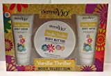 Derma V10 Vanilla Thriller Body Selection Gift Set