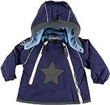Racoon Baby - Jungen Jacke R0428-0017PAT AIKO SOLID TASLON Winterjacke (Wassersäule 7000), Gr. 86, Blau (Patriot Blue)