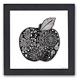 Apple Pen & Ink
