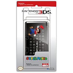 HORI Nintendo 3DS Protector (Super Mario version)