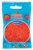 Hama Mini Beads Orange
