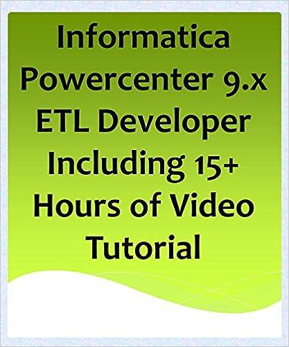 Etl Testing Useful Resources