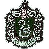 """Harry Potter House of Slytherin Hogwarts Crest Patch 4 3/4"""""""