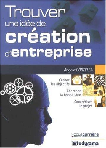 Trouver une Idée de Creation d'Entreprise
