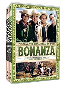 Bonanza: The Official Complete Fifth Season from Paramount