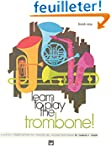 Learn to play trombone, book 1 - A ca...