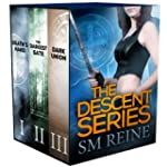The Descent Series, Books 1-3: Death'...