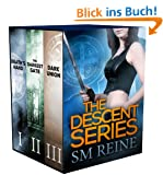 The Descent Series, Books 1-3: Death's Hand, The Darkest Gate, and Dark Union (English Edition)