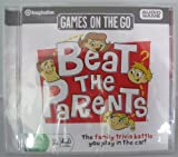 BEAT THE PARENTS - AUDIO CD - GAMES ON THE GO!