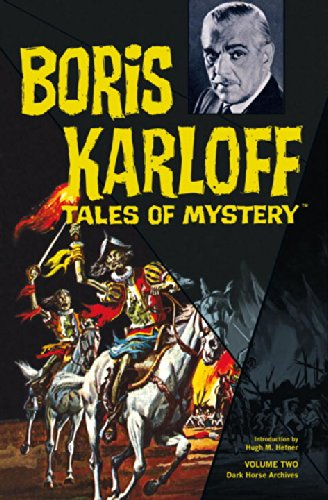 Boris Karloff Tales of Mystery Archives Volume 2 (Dark Horse Archives 2)