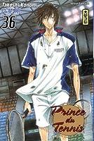 Prince du tennis Vol.36