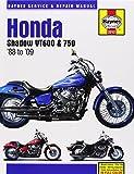 Haynes Honda Shadow VT600 & VT750 Automotive Repair Manual (Haynes Automotive Repair Manuals)