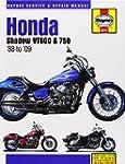 Honda Shadow VT600 & VT750 Automotive...