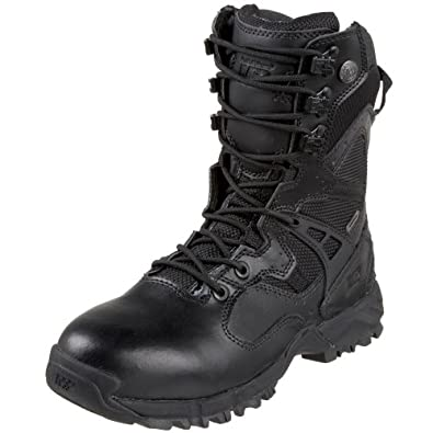 "Smith & Wesson Men's Guardian 8"" Boot,Black,5 W US"