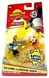 Kung Fu Panda Movie Figure 2-Pack Tai Lung & Master Shifu by Kung Fu Panda