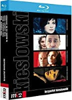 Kieslowski - Coffret 4 Blu-ray Discs [Blu-ray]