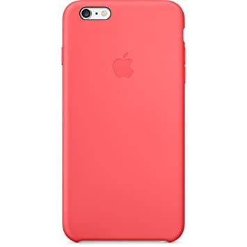 apple mgxw2zm a coque en silicone pour iphone 6 plus rose new hot cvfgfvbgfd. Black Bedroom Furniture Sets. Home Design Ideas